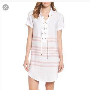 Rails Rocky linen blend Tunic Dress